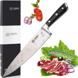 IMMEK Chef Knife, Chef's Knife 8 inches
